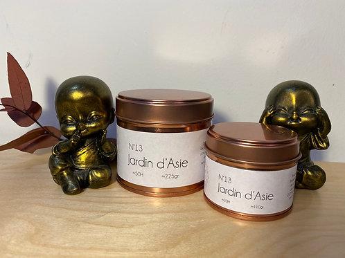 Bougie Parfumée Jardin d'Asie