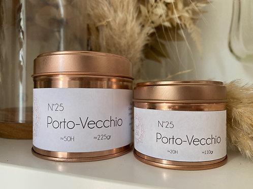Bougie parfumée Porto-Vecchio