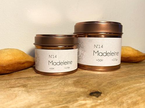 Bougie Parfumée Madeleine