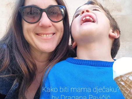 Kako je biti mama dječaka?