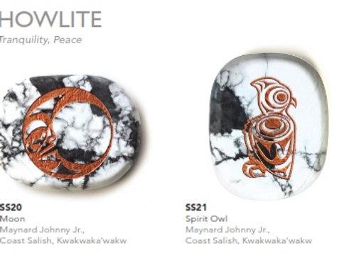 Howlite Spirit Stone
