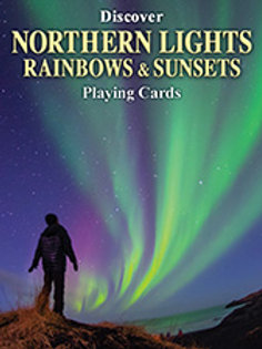 Discover Northern Lights Playing Cards