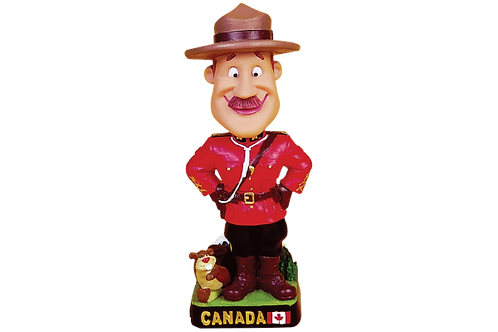 RCMP Mclean Bobblehead (L)