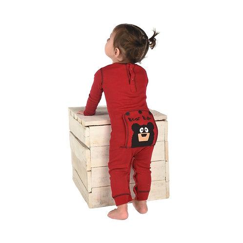 Bear Bum Flap Jacks - Infants