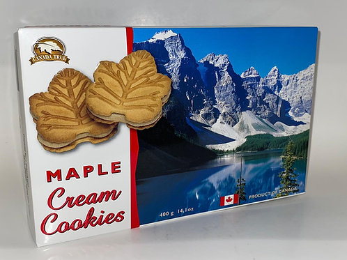 Maple Cream Cookies - Rocky Mountains