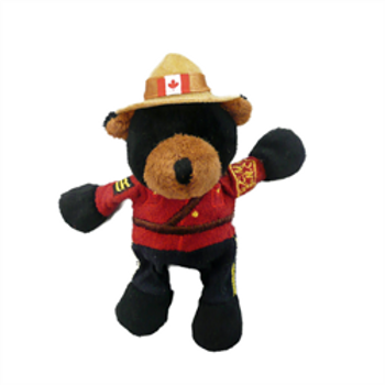 RCMP Black Bear Magnet