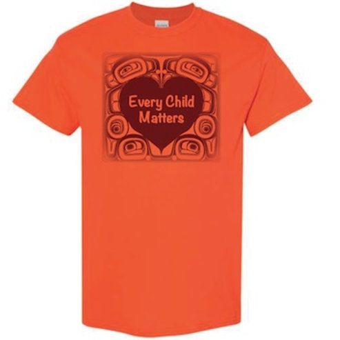 Orange Shirt - Every Child Matters