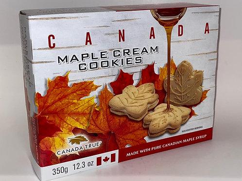 Pure Maple Cream Cookie - Red Box