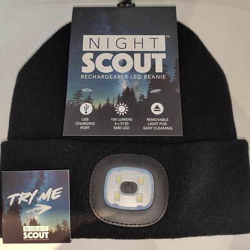 Night Scout Toque / Beanie