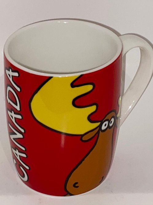 Goofy Moose Coffee Mug