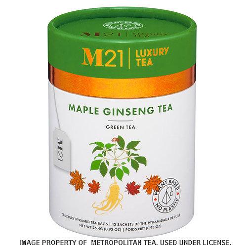 Maple Ginseng Tea