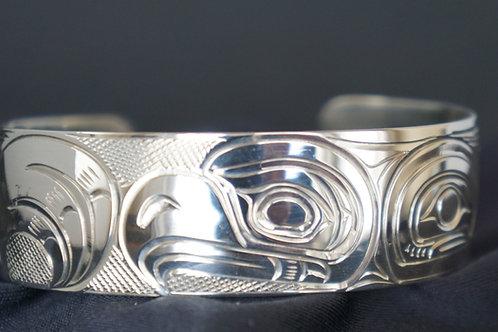 Eagle Bracelet - 3/4 Inch