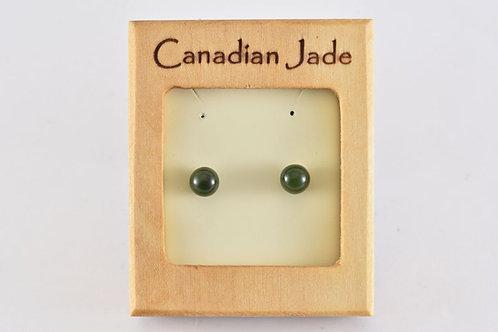 Jade Sphere (S) Earrings