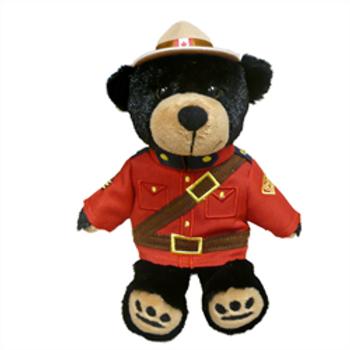 RCMP Sergeant BlackBear (3 Sizes)