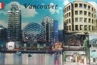 Vancouver Science World/Granville Island Foil