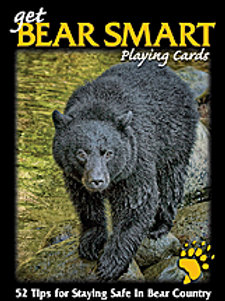 Bear Wise/Bear Smart Playing Cards