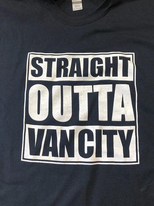 Straight Outta Vancity Hoody