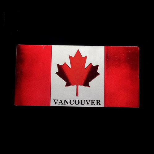 Canada Flag Foil