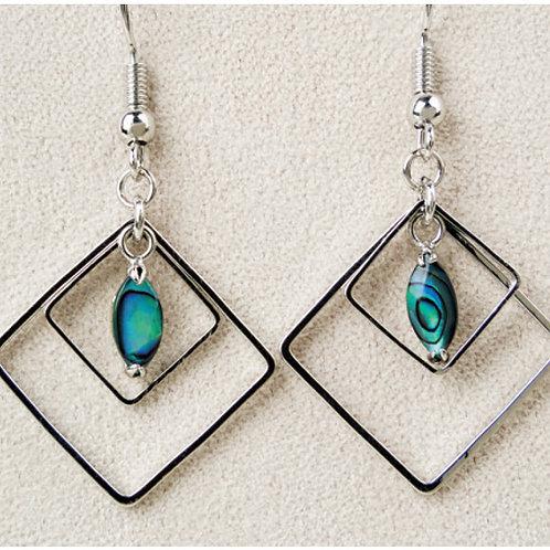 Glacier Pearl Outlook Earrings