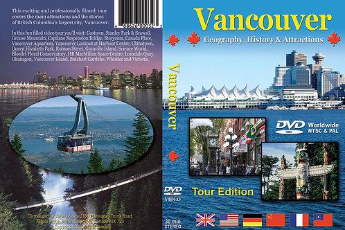 Vancouver DVD