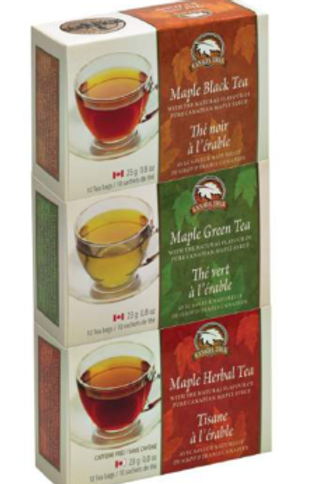 Maple Tea - Combo Pack
