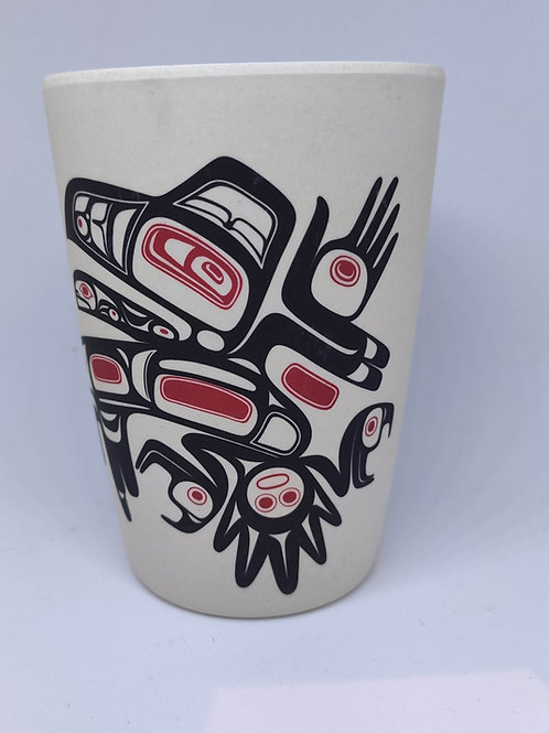 Bamboo Cup(Raven)