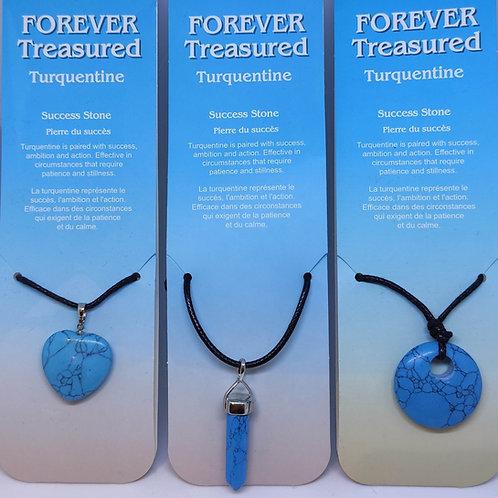 Turquentine Pendants/Necklace