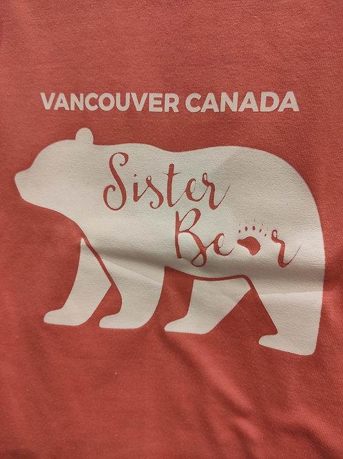 Sister Bear Family Tee