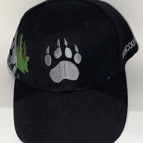 Bear Paw Hat
