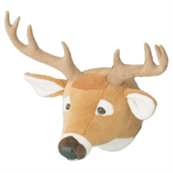 Wall Toy - Deer Head