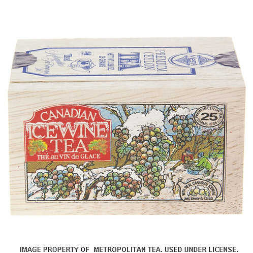 IceWine Tea in Wood Box (25g)