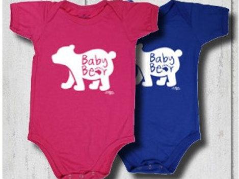 Baby Bear Family Onesies