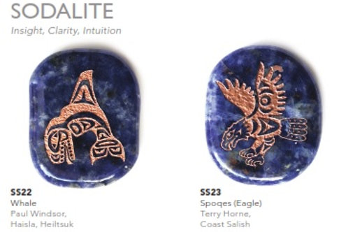 Sodalite Spirit Stone