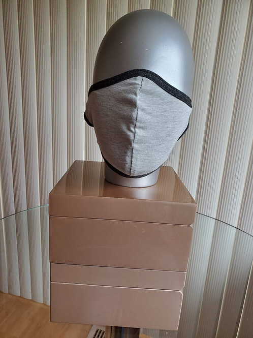 Re-usable / Washable Face Covers (Light Grey)