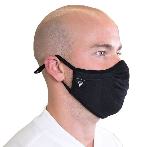 Face Mask - Guard3 by Levelwear with Built-In Bacteriostatic Protection