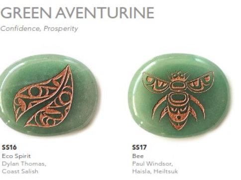 Aventurine Spirit Stone