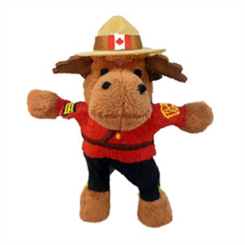 RCMP Moose Magnet