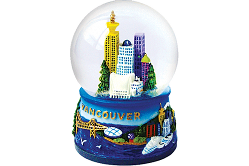 Vancouver Snowglobe DAY (S)