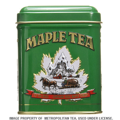 Maple Tea in a Tin Can (12 bags)