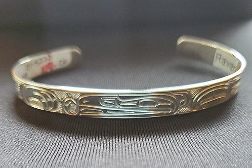 Raven Bracelet - 1/4 Inch