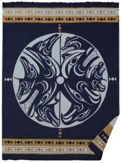 Woven Blanket - Harmony