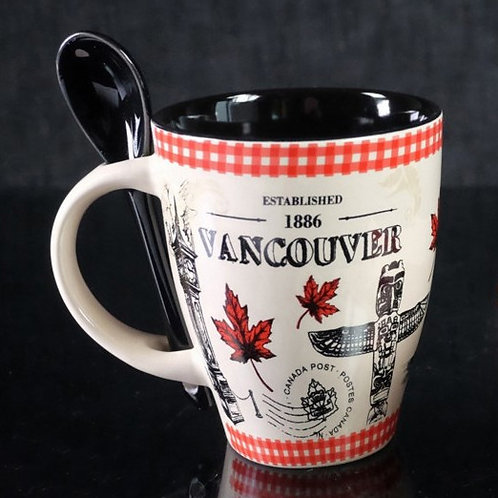 Established Vancouver Mug