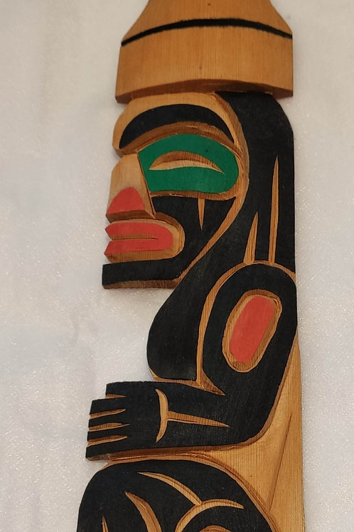 Watcher Wood Carving