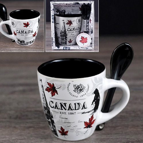 Dominion of Canada Espresso Mug