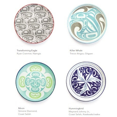 Porecelain Art Plates