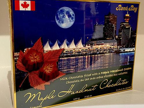 Maple Hazelnut Chocolates