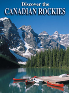 Discover Canadian Rockies Playing Cards