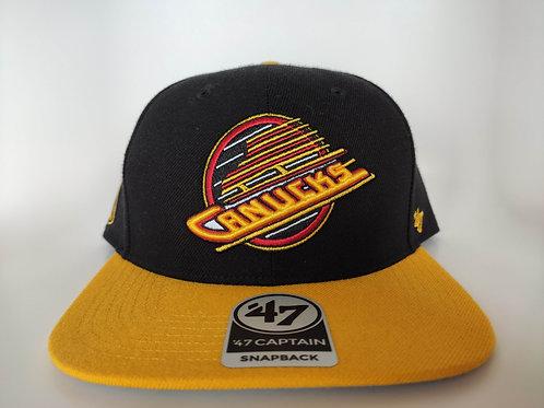 '47 Yellow Skate (Snapback) Hat