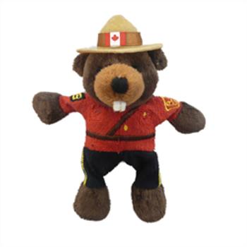 RCMP Beaver Magnet