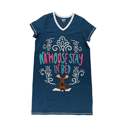 Sleep Shirt - Namoose Stay In Bed